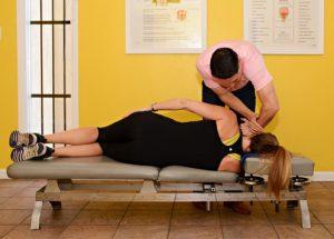 Chiropractor Spine Treatment