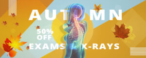 Chiropractor Fall Discount