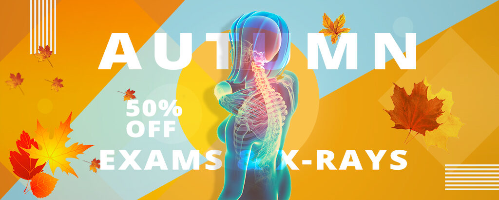 Fall Chiropractor Discount